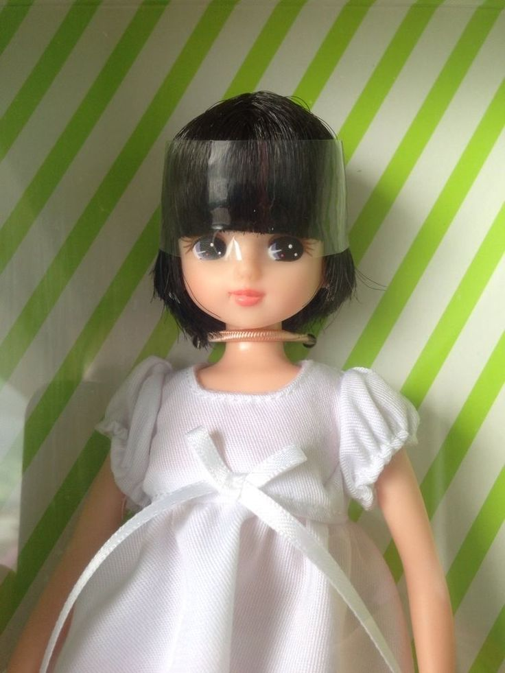 Licca Doll from Castle Licca - Model No. 04953 (NRFB) for sale on Ebay