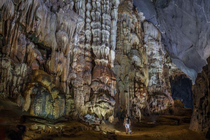 Barlang- Utca hosszúságú- Vietnam