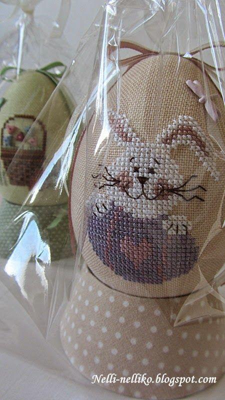 Nelli: Пасхальные яйца / Easter eggs