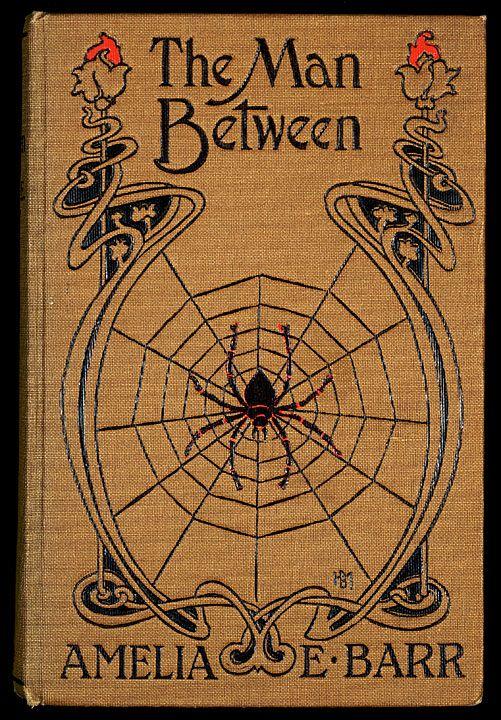 The Man Between : An International Romance - 1906, cover: Harry B. Matthews