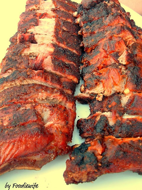 Amazing Grilled Ribs. Great Website for Recipes!Grilled Ribs, Grilled Baby, True Recipe, Glad Sinks, Um Yeah, Grillin, Food Blog, Cooking, Amazing Grilled