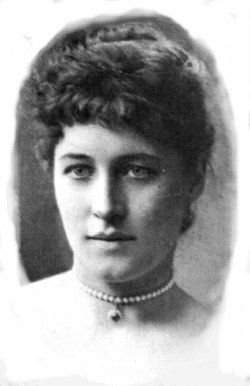 Actress Lillie Langtry noted as one of the mistresses of Edward Prince of Wales.
