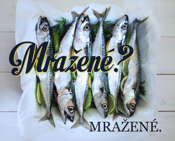 Mrazene ryby recept KPD / Treska v parmazánové krustě