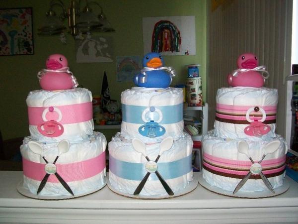 Baby Shower Idées Cadeaux ~ Best id�es cadeaux images on pinterest diaper cakes