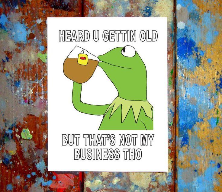 Best 25+ Funny Kermit Memes Ideas On Pinterest