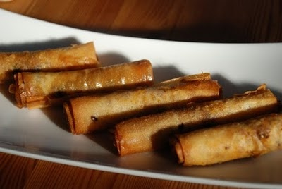 Moroccan Cigars Ground Beef Appetizers Pinterest Middle Beef And Ground Beef