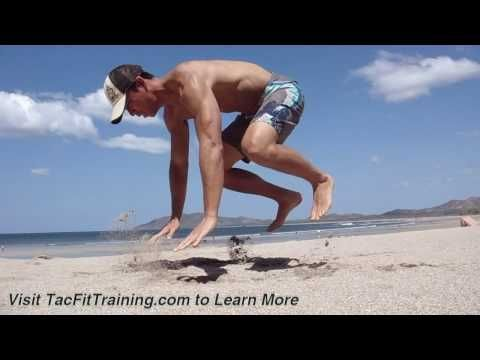 TACFIT Bodyweight Exercises for MMA (Video 1 of 3) - YouTube