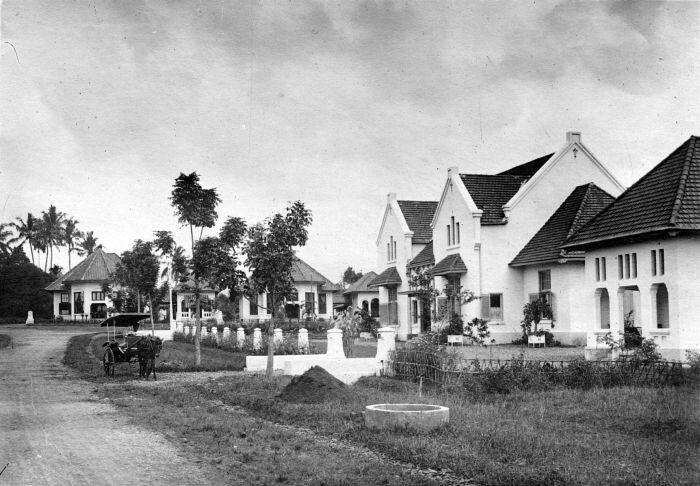 Villapark, Bandoeng 1910 -1940