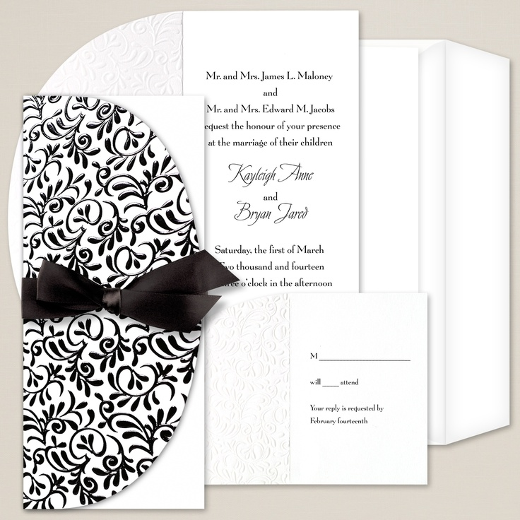 34 best Wedding invitations images on Pinterest Invitation ideas - wedding invitation samples australia