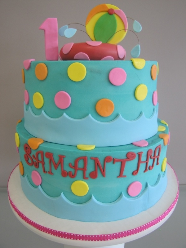 15+ Best Ideas About Pool Birthday Cakes On Pinterest | Pool Party