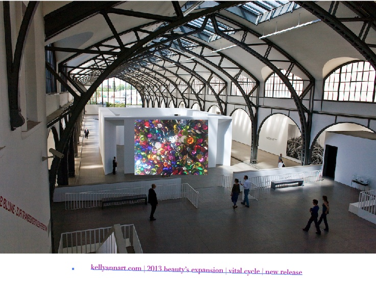 Berlin Contemporary Art Space | kellyannart.com virtual curation |