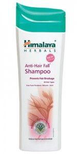 9 Best Shampoos For Hair Fall Control : Himalaya Anti-Hair Fall Shampoo: