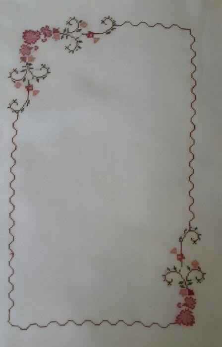 Nakış(70-80 yıllık hesap işi) / embroidery