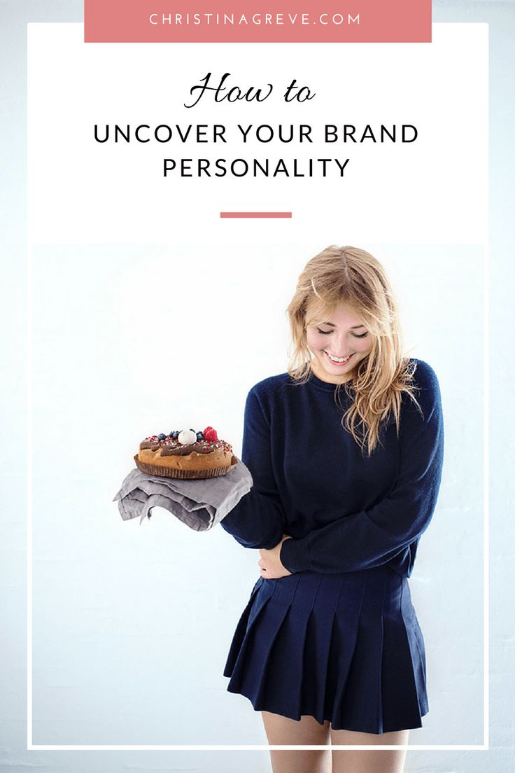 Uncover Your Brand Personality