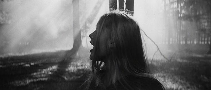 "Frantisek Vlácil - ""Marketa Lazarová"" (1967). DoP: Bedrich Batka."