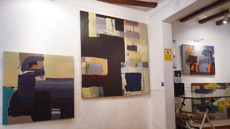 Oils on canvas. MNespai '10