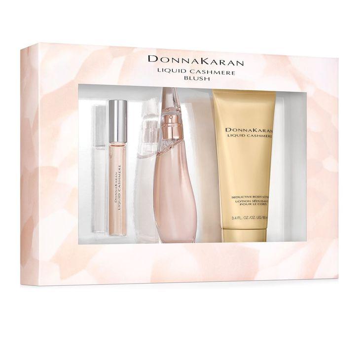 Donna Karan Liquid Cashmere Blush Women's Perfume Gift Set, Multicolor