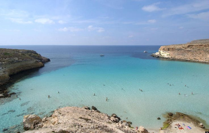 This unforgettable beach awaits you in Sicily. www.passionforsicily.com
