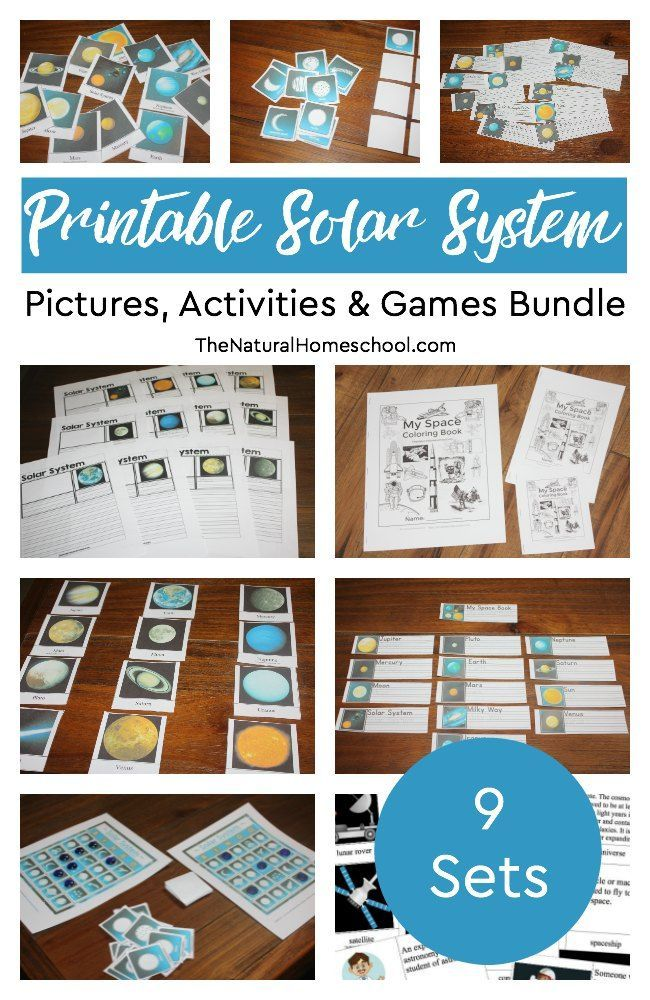 Fun Game For Kids Counting Down Stars In 2020 Solar System Pictures Space Activities For Kids Activity Games