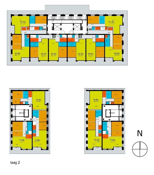 Zuidas Blok 4, Amsterdam - KENK architecten