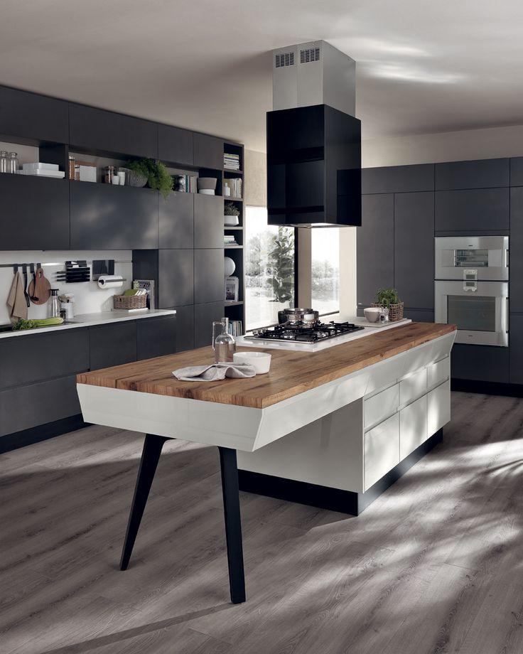 Scavolini Kitchen Motus   Love This! Design Inspirations