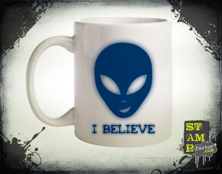 I Believe (Dark Midnight Blue) 2014 Collection - © stampfactor.com *MUG PREVIEW*
