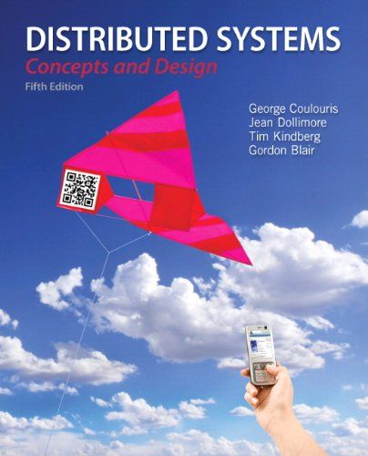 I'm selling Distributed Systems: Concepts and Design (5th Edition) - $30.00 #onselz