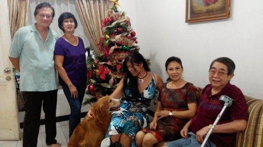 Tine &  Bing  Family