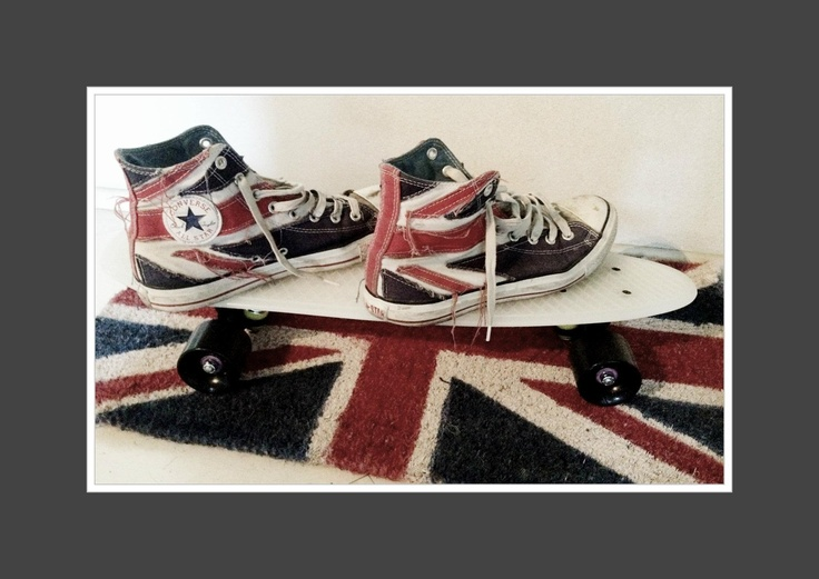 Skate Fluo