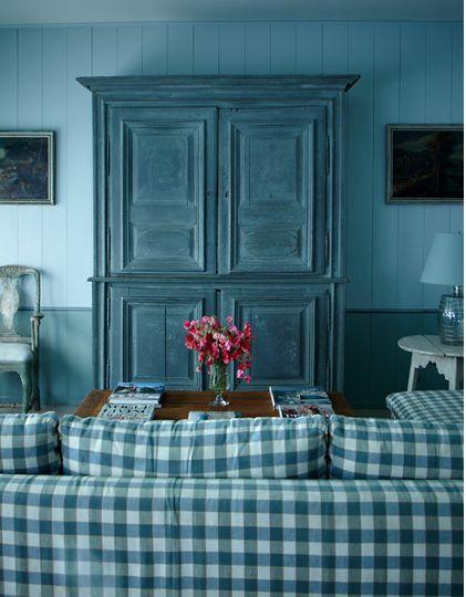 Belclaire House:  Swedish // Swede Cottage Farm // #swedishdesign