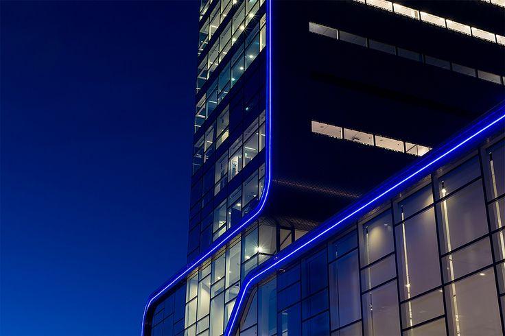 https://flic.kr/p/BouV3S   RAI Elicium, evenementencomplex, Amsterdam   Architectenbureau Bethem Crouwel (2009)