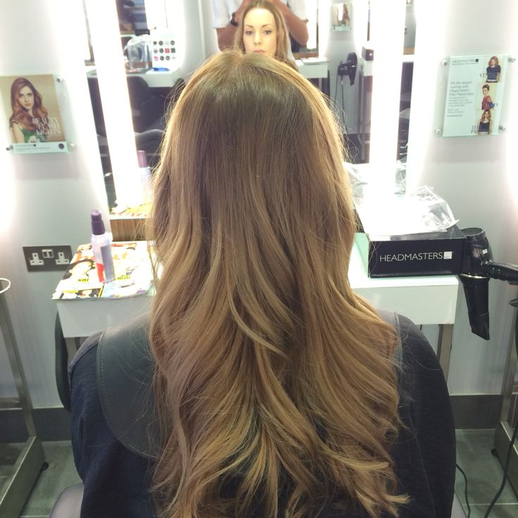 Root stretch and Balayage