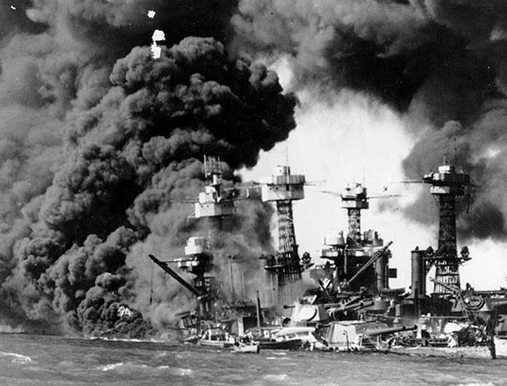 19 Iconic Photos Of Pearl Harbor To commemorate the 70th anniversary of the attack on Pearl Harbor, here are some stunning images of the event that brought the United States into World War II.