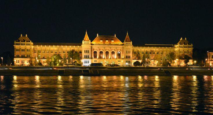 Университет технических и экономических наук (Венгрия, Будапешт)