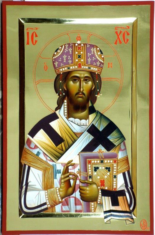 Ιησούς Χριστός ο Μέγας Αρχιερεύς / Jesus Christ the Great High Priest