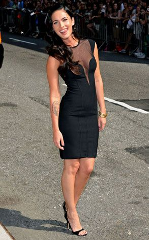 Sheer Perfection from Megan Fox's Best Looks | E! Online
