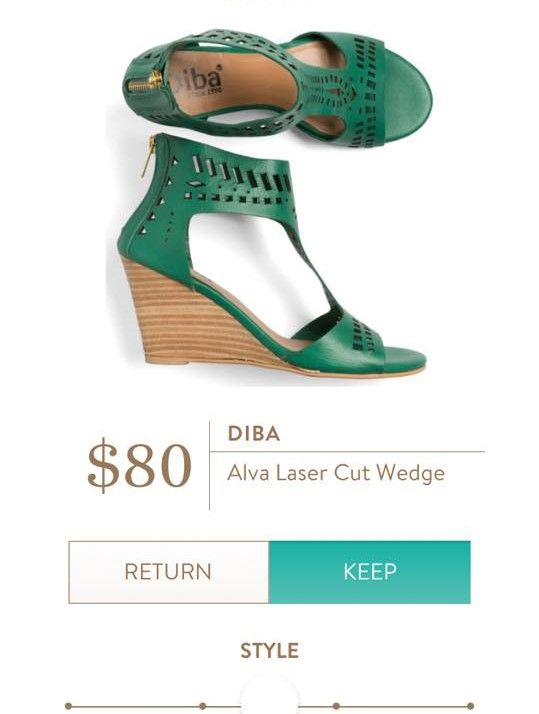 DIBA Alva Laser Cut Wedge from Stitch Fix.  https://www.stitchfix.com/referral/4292370