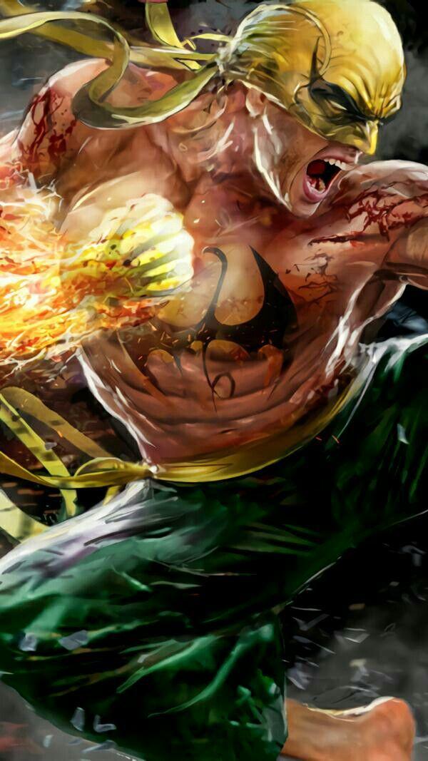 Iron Fist........