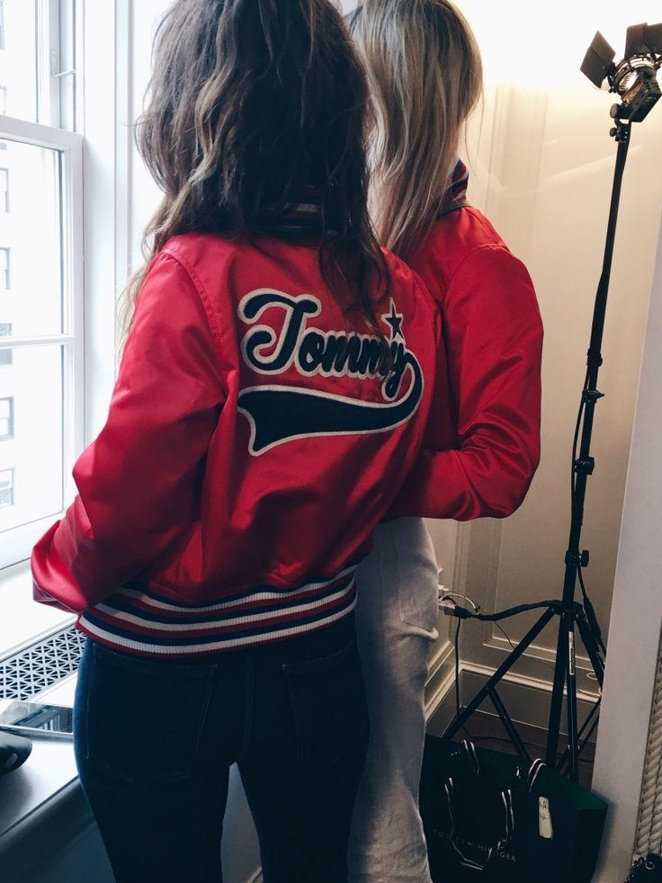 #TommyxGiGi - meeting with Gigi Hadid x Tommy Hilfiger in New York - La Revue de Kenza / http://larevuedekenza.fr/