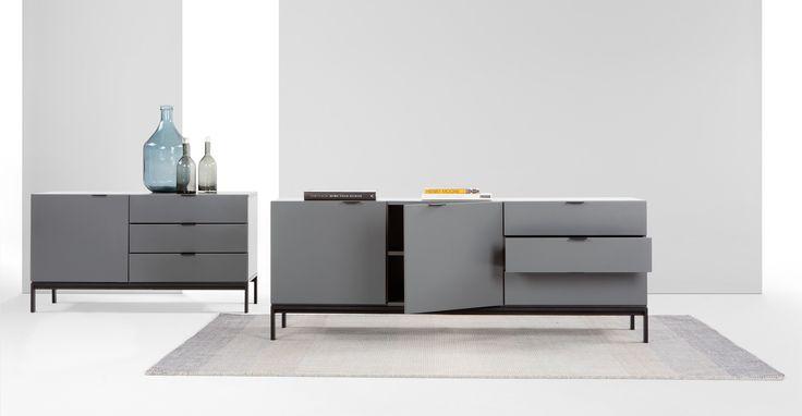 Sideboard Grau marcell sideboard grau gray and house