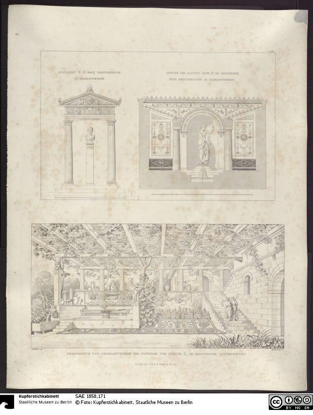 römische Bäder- Schinkel