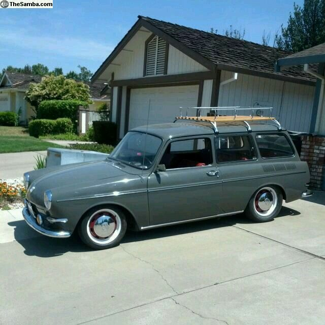 Vw 1600 Wagon: 581 Best Images About VW On Pinterest