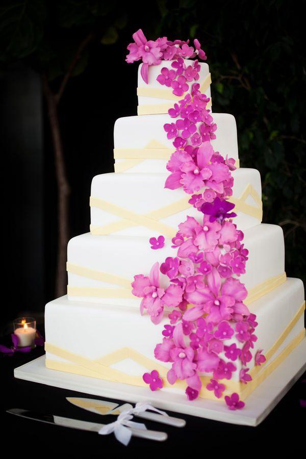 Cake Design Vrai Fleur