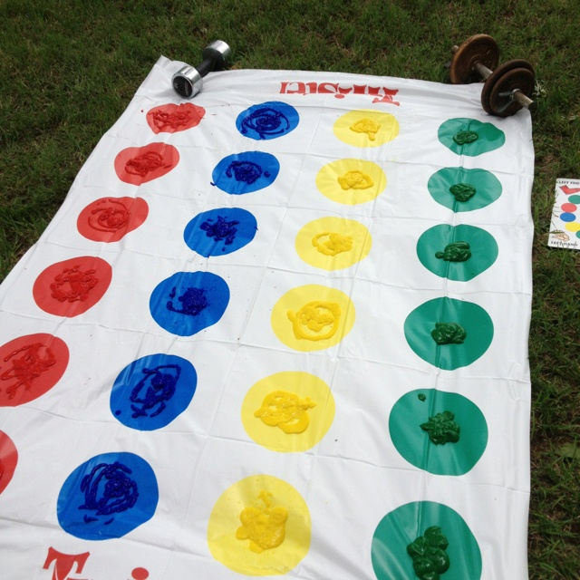 Messy Twister :)