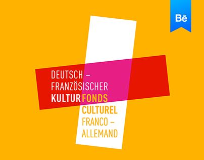 """Check out this @Behance project: """"Franco-German Cultural Fund - Brand Identity"""" https://www.behance.net/gallery/15975425/Franco-German-Cultural-Fund-Brand-Identity"""