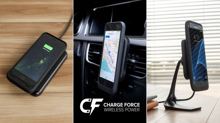 Mophie Launches Wireless Charging Cases, Mounts for Latest iPhones