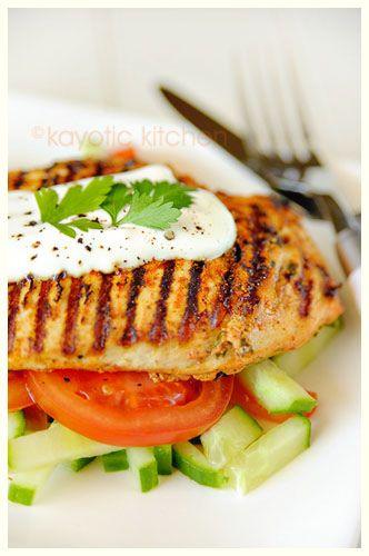 Indian-Style Yoghurt Chicken ~ http://www.epicurious.com/recipes/food/views/Tandoori-Spice-Blend-363234