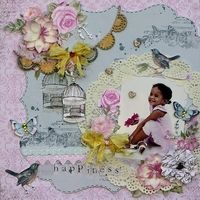A Project by Svetlana Austin from our Scrapbooking Gallery originally submitted 08/30/13 at 02:33 AM