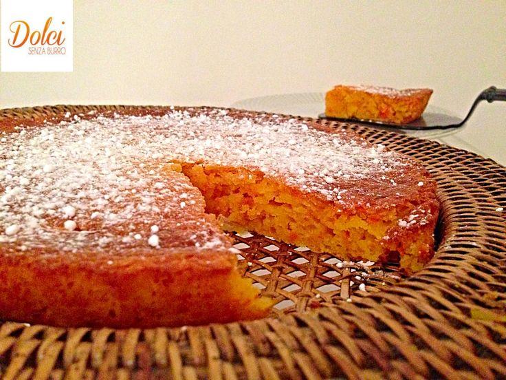 La Torta di Carote Light, una Torta di Carote vegana senza uova e senza latte. Una carica di gusto e leggerezza per restare in forma con piacere!