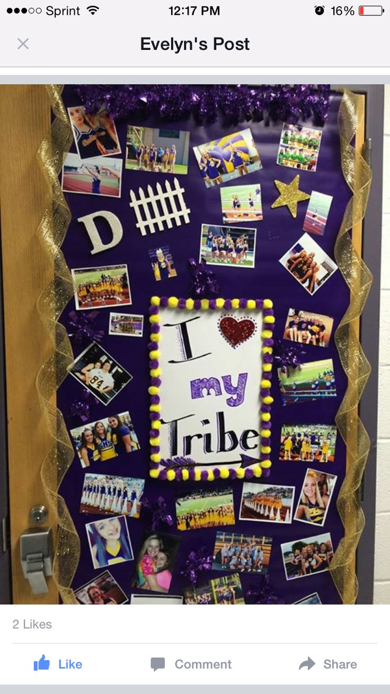 11 besten Cheer Locker room decorations Bilder auf Pinterest | Cheer ...
